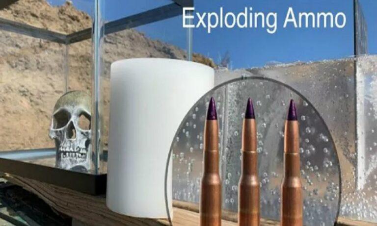 Αμερικανοί δοκιμάζουν εκρηκτικές σφαίρες Σοβιετικών sniper από τον Β' Παγκόσμιο Πόλεμο (vid)