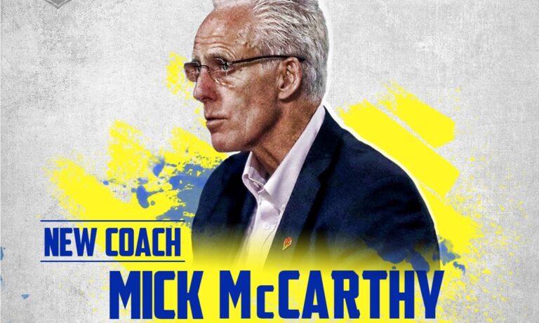 ΑΠΟΕΛ: Ανακοινώθηκε ο ΜακΚάρθι!