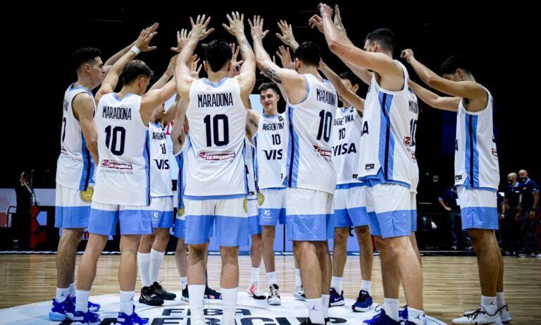 Εθνική Αργεντινής: Έτσι τίμησαν τη μνήμη του Μαραντόνα (pic)