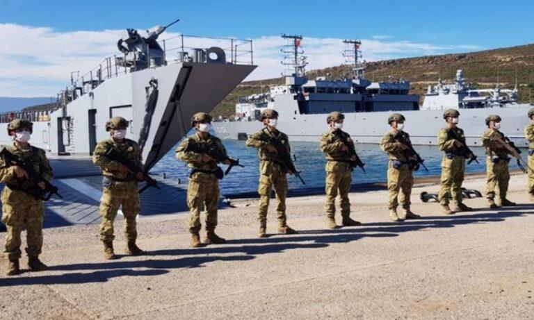 Ελληνοτουρκικά: Μεγάλη τουρκική άσκηση για κατάληψη ελληνικών νησιών!