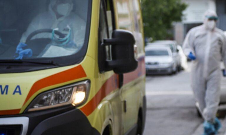 Θεσσαλονίκη: 17χρονος έπεσε στο κενό από τον 2ο όροφο του Ιπποκρατείου