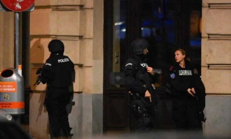 Βιέννη Τώρα: Βίντεο ΣΟΚ από την επίθεση στο κέντρο της Αυστρίας