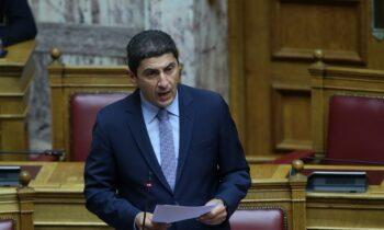 Αυγενάκης: Πιέζει για την επανεκκίνηση του αθλητισμού - Φόβοι για μαζικό λουκέτο