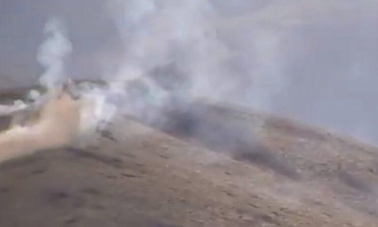 Nαγκόρνο Καραμπάχ: Τρέχουν να σωθούν οι Αζέροι – Δείτε το βίντεο