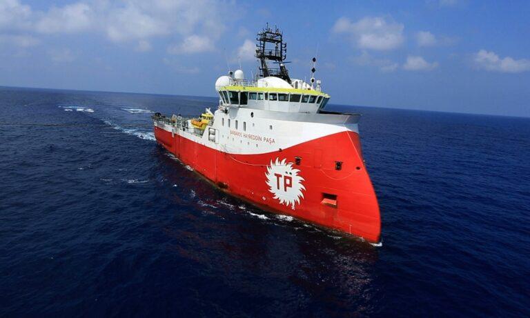 Νέα παράνομη NAVTEX από Τουρκία: Στέλνει το Barbaros στην κυπριακή ΑΟΖ