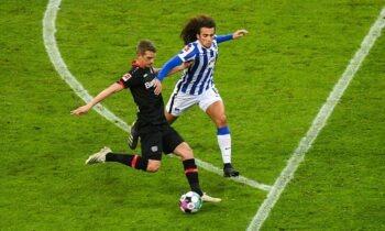 Bundesliga: Κόλλησε με τη Χέρτα η Μπάγερ κι έμεινε τρίτη