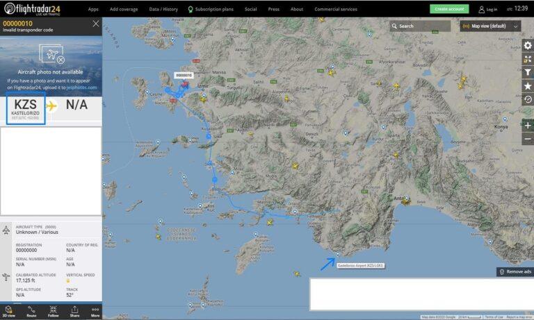 Bayraktar: Toυρκικό drone σκανάρει την ελληνική αεράμυνα στη Χίο