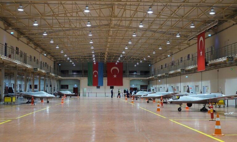 TB2 Bayraktar: Αποκαλύφθηκε το νέο «δορυφορικό» τουρκικό drone (pics)