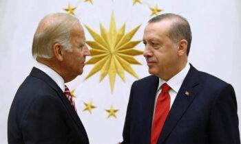 Bloomberg: Καθώς ο κόσμος προετοιμάζεται για την άφιξη του Τζο Μπάιντεν, ο Ρετζέπ Ταγίπ Ερντογάν, πρέπει να ετοιμάζονται για τα δύσκολα.