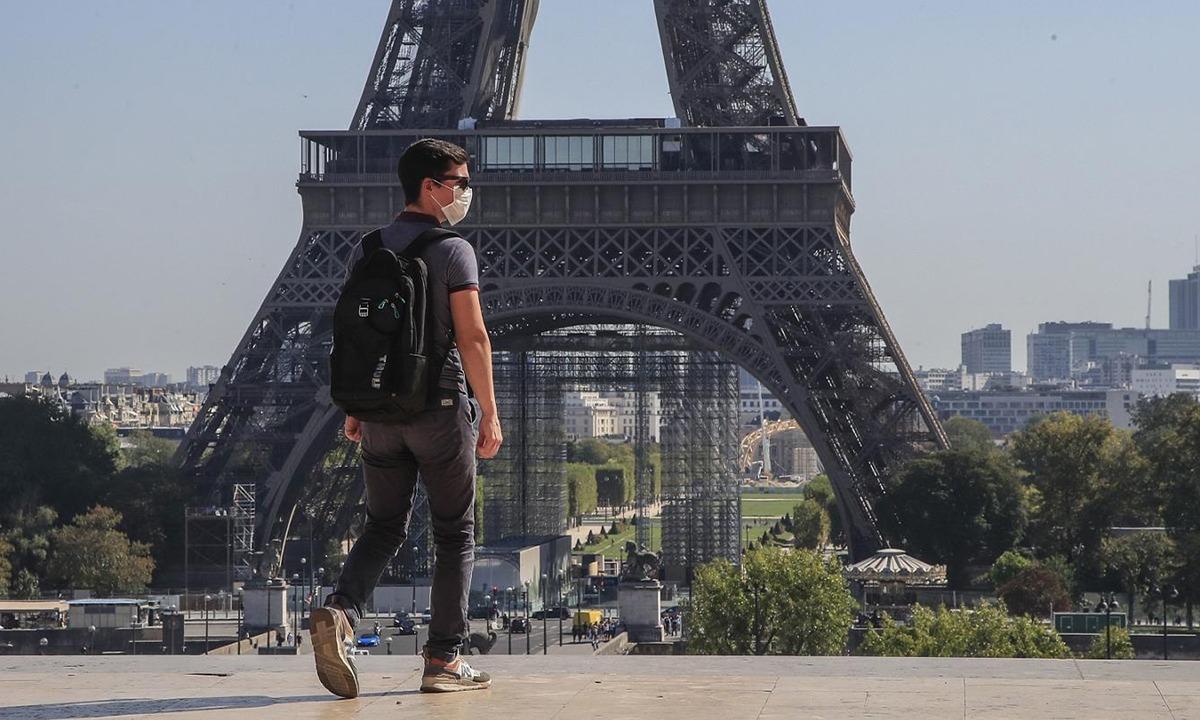 Κορονοϊός: Η Γαλλία ξεπέρασε τα 2 εκατ. κρούσματα (vid)