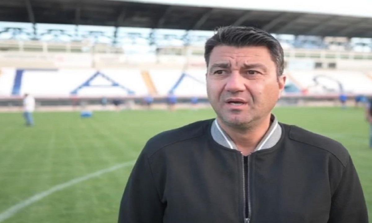 Δουφεξής – Football League: «Να ξεκινήσει τώρα – Παρωδία αυτό που ζούμε – Το Αιγάλεω θα πρωταγωνιστήσει»