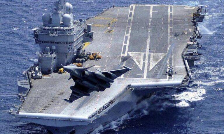 Πολεμικό Ναυτικό: Μαζί με το «Σαρλ Ντε Γκωλ» η γαλλική αντιπρόταση για τις φρεγάτες;