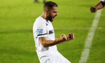 ΟΦΗ - ΠΑΣ Γιάννινα: Ισοφαρίζει σε 1-1 ο Ελευθεριάδης - Του ακυρώθηκε κι άλλο γκολ