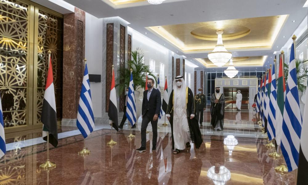 Μεγάλη συμφωνία για την Ελλάδα – Κοινό αμυντικό δόγμα με τα ΗΑΕ