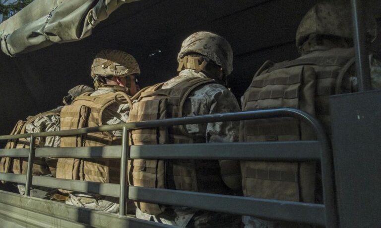 Κορονοϊός: Τι συμβαίνει στις Ένοπλες Δυνάμεις