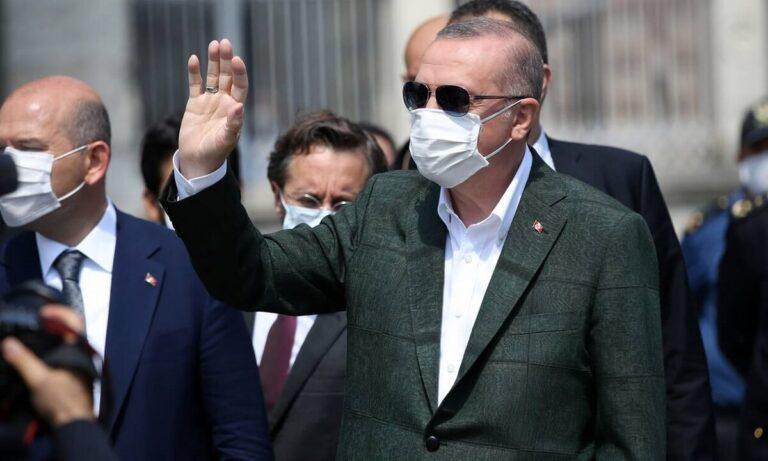 Τουρκία: Ο Ερντογάν σχεδιάζει εμβόλιο κατά του κορονοϊού – Πότε θα είναι έτοιμο