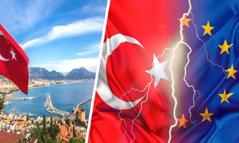 Ρώσοι: Στον τουρισμό θα χτυπήσει την Τουρκία η Ε.Ε. – θα χαθούν 15 εκατ. τουρίστες