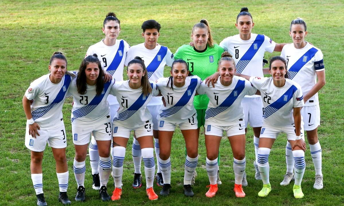 Ασύλληπτο: Απροπόνητες θα παίξουν με τη Γερμανία οι Ελληνίδες διεθνείς!