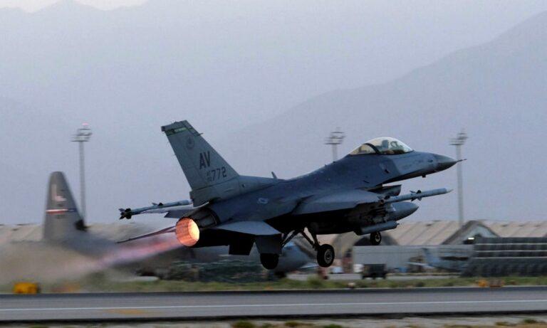F-16: H τεχνολογία που έσωσε 10 πιλότους και 9 μαχητικά αεροσκάφη!