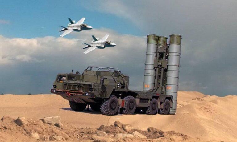 Toύρκοι: Θα χoρεύψουμε συρτάκι τα ελληνικά F-35 με τους S-400