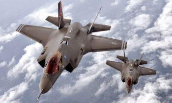 F-35: Πιο κοντά βρίσκεται η Ελλάδα στην απόκτηση των αμερικανικών στελθ μαχητικών 5ης γενιάς, με δήλωση του Αμερικανού πρέσβη στην Ελλάδα, Τζέφρι Πάιατ.