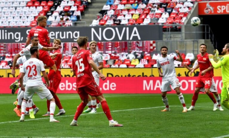 Bundesliga: Διπλά για Μάιντς και Ουνιόν Βερολίνου
