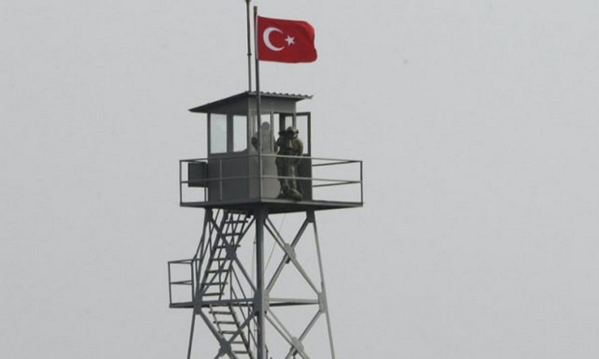 Ελληνοτουρκικά: Οι Τούρκοι ύψωσαν ξαφνικά τρεις πύργους παρακολούθησης στις Φέρες (pics)