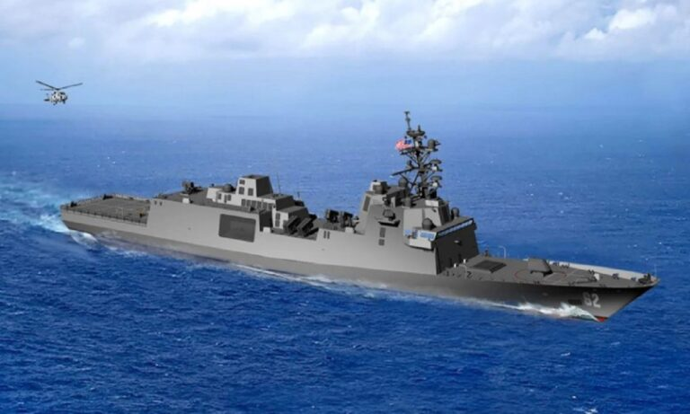 Φρεγάτες: Το αμερικανικό ναυτικό θέλει να πουλήσει της FFG/X σε όλους τους συμμάχους