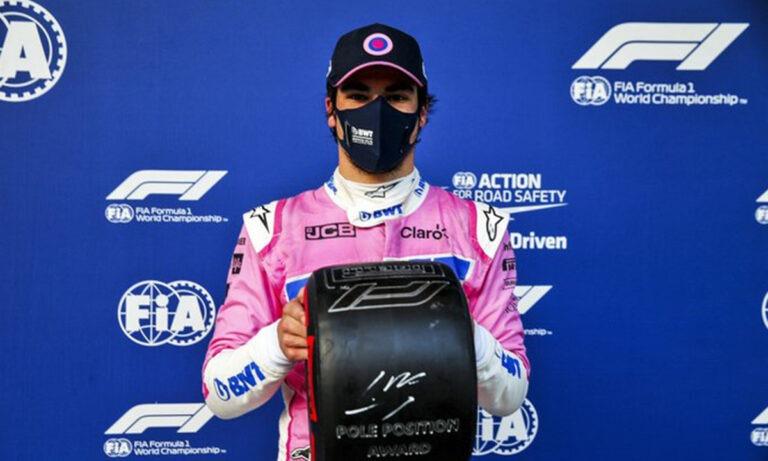 Φόρμουλα 1: Η πρώτη pole position της καριέρας του Στρολ!