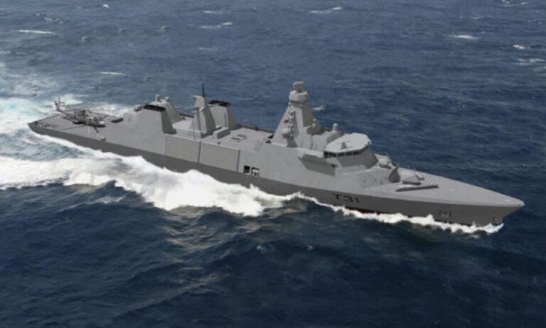 Toύρκοι: Προσφορά στην Ελλάδα για 4 βρετανικές φρεγάτες Type 31