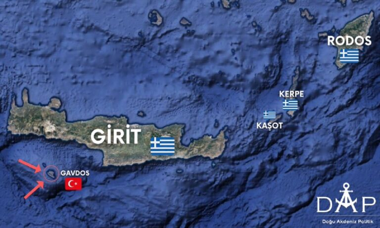 Ελληνοτουρκικά: ΣΟΚ στην Τουρκία από την εγκατάσταση στρατού στην Γαύδο – Στον ύπνο