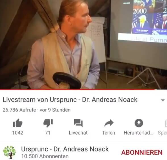 Κορονοϊός: Δείτε την ώρα που ένοπλοι Γερμανοί αστυνομικοί εισέβαλαν στο σπίτι σκεπτικιστή γιατρού με την πανδημία.