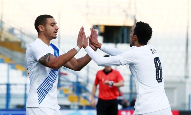 Ελλάδα – Κύπρος: Ντεμπούτο Γιακουμάκη με γκολ! (vid)