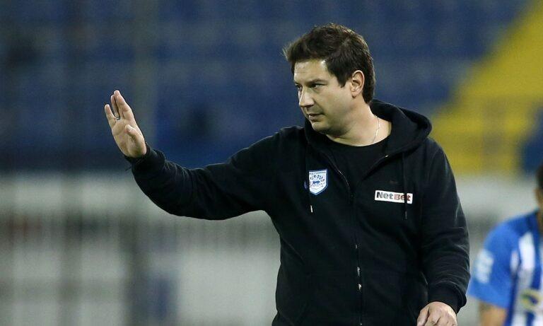 ΑΕΚ: Έχουν πολύ καλή γνώμη για τον Γιαννίκη