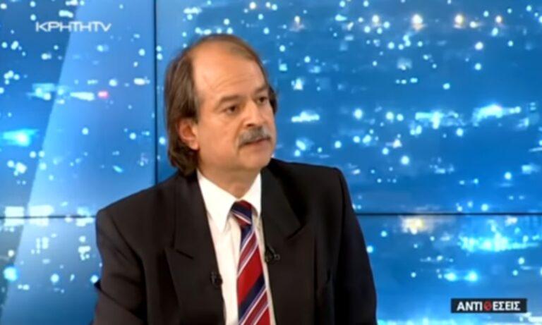 VIRAL – Καθηγητής Ιωαννίδης: «Το lockdown σκοτώνει περισσότερες ζωές…»
