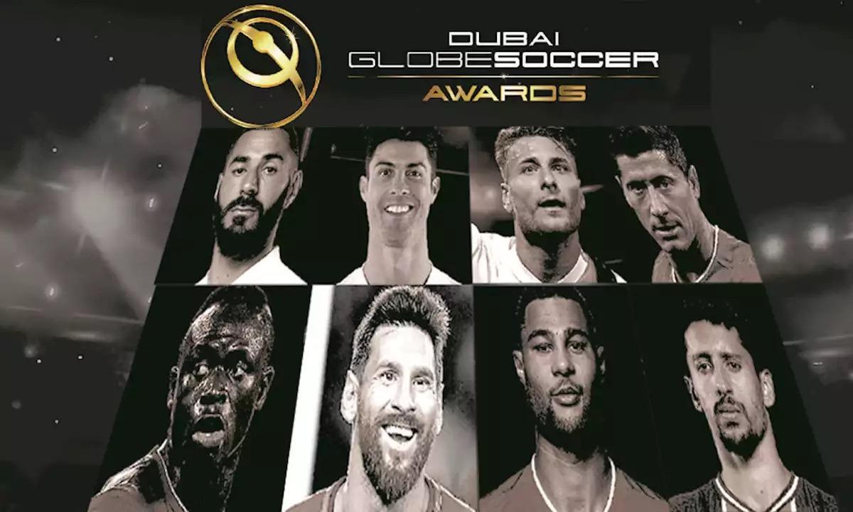 Globe Soccer Awards: Οι υποψήφιοι για βραβείο καλύτερου παίκτη και ομάδας του αιώνα