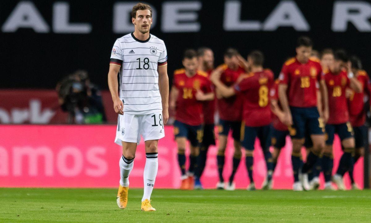 Ισπανία – Γερμανία 6-0: Εθνική καταστροφή και ντροπή! (pics-vid)