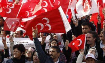 Αποκάλυψη: Αυτοί είναι οι Γκρίζοι Λύκοι της Τουρκίας στην Ευρώπη - Ποιοι τους καμουφλάρουν