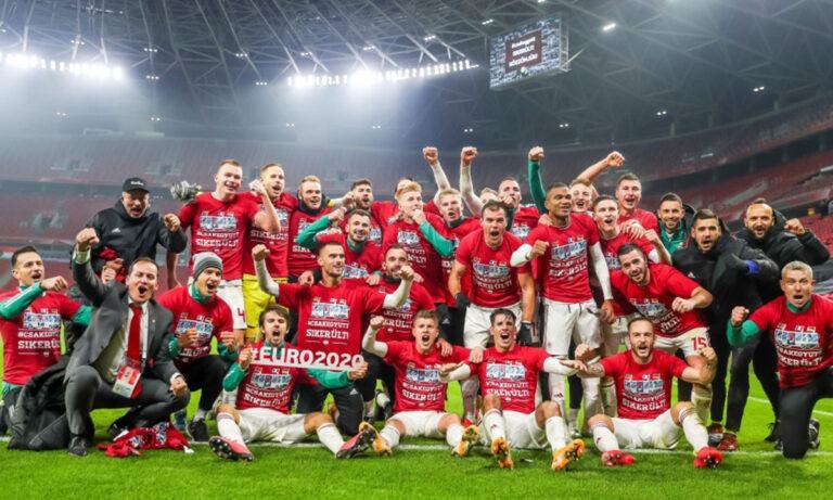 Ουγγαρία – Ισλανδία 2-1: Επική ανατροπή και πάει Euro! (vid)
