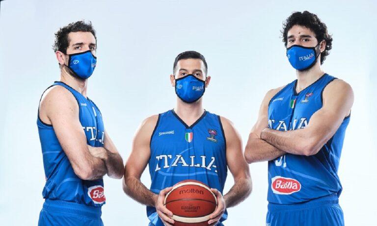 Προκριματικά Eurobasket 2022- Ιταλία