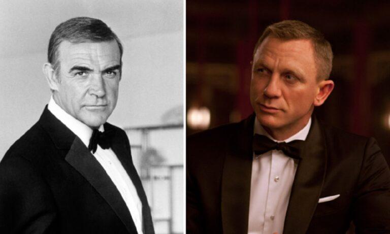Σον Κόνερι: Το «αντίο» του Ντάνιελ Κρεγκ στον κορυφαίο James Bond