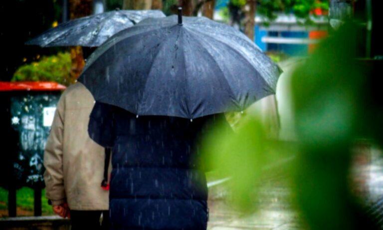 Καιρός 4/11: Βροχές και ισχυροί άνεμοι