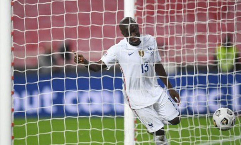 Nations League: «Διπλάρα» της Γαλλίας στην Πορτογαλία, έκπληξη από Ελβετία (vids)
