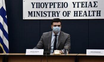Κικίλιας: «Σημαντικός σταθμός το εμβόλιο - Έως το καλοκαίρι θα χτίσουμε την ανοσία»