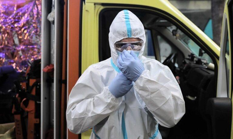 Κορονοϊός - Ελλάδα: «Μαύρο» ρεκόρ με 71 θανάτους και 392 διασωληνωμένους σε μία ημέρα! (vid)
