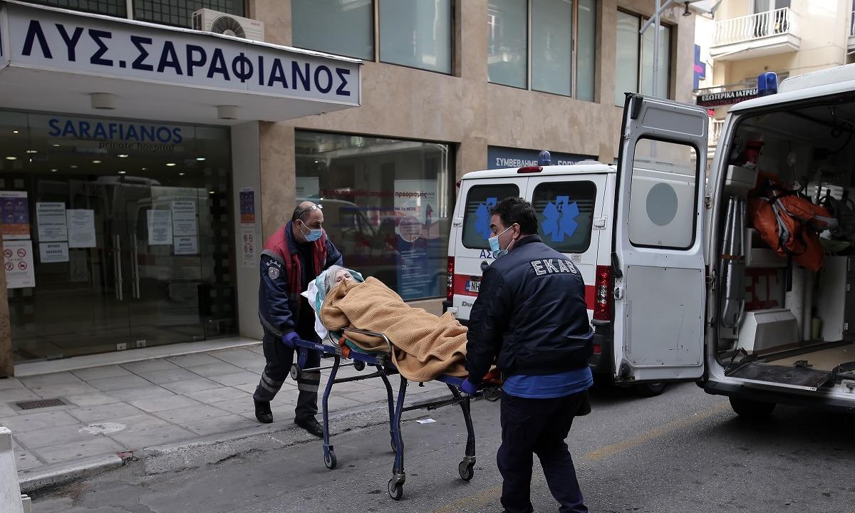 Κορονοϊός – Θεσσαλονίκη: Ξεκίνησε η επίταξη – Εκκενώνεται ιδιωτική κλινική