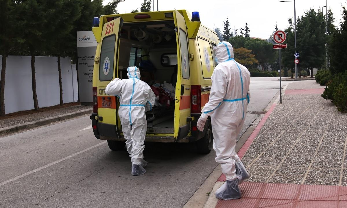 Κορονοϊός – Ελλάδα: 1.044 νέα κρούσματα, 85 θάνατοι (vid)