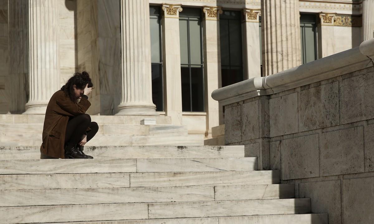 Κορονοϊός: Σε τριπλάσια επίπεδα το στρες – Η απελπιστική θέση της Ελλάδας
