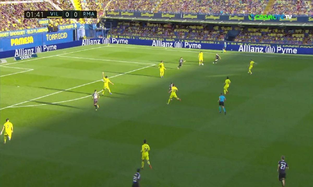 Η Βιγιαρεάλ σταμάτησε τη Ρεάλ Μαδρίτης – Με ανατροπή η Σεβίλλη 4-2 τη Θέλτα