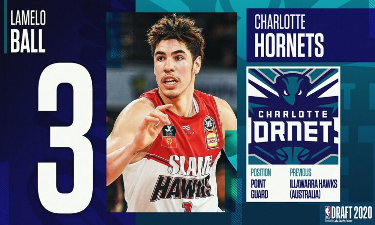 NBA Draft: Στο Νο.2 και Νο.3 οι Ουάισμαν και ΛαΜέλο Μπολ – Η πρώτη δεκάδα (pics-vids)